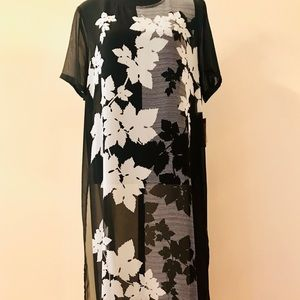 New Vince Camuto long tunic L